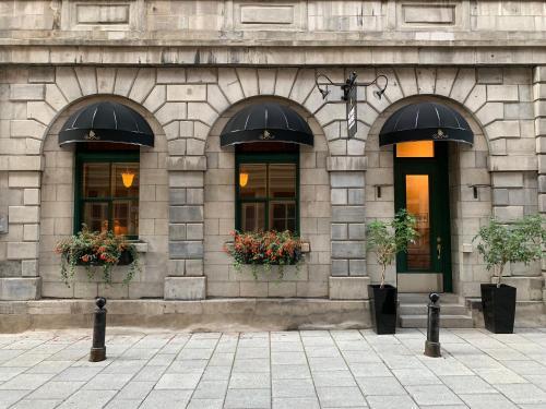 Auberge Saint-Pierre - Hotel - Quebec City