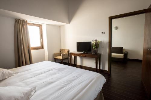 Junior Suite Palacio del Infante Don Juan Manuel Hotel Spa 6