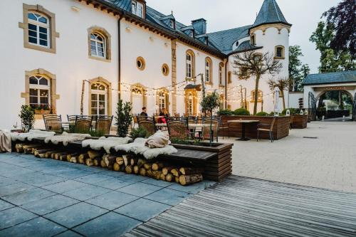 Chateau d'Urspelt - Hotel