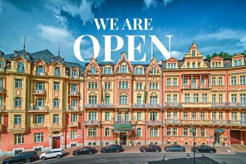 Carlsbad Plaza Medical Spa & Wellness hotel - Hotel - Karlovy Vary
