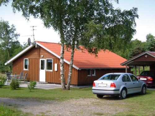 . Three-Bedroom Holiday home in Farsø 1