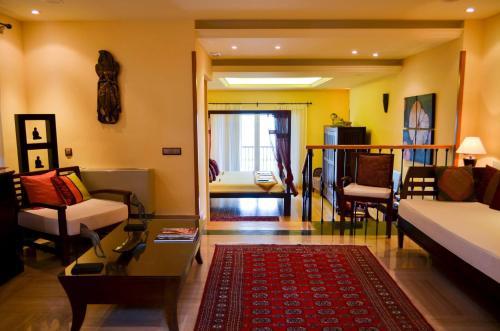 Suite Superior con vistas al mar The Marbella Heights Boutique Hotel 4