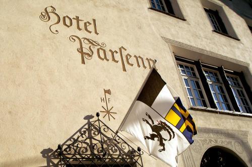. Hotel Parsenn