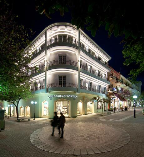 Hotel Hermes in Rhodos