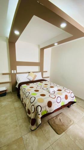 Caudillos Inn , Apan