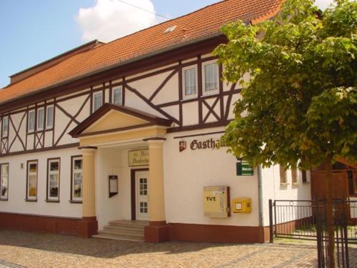 . Hotel garni am Thüringer KloßTheater