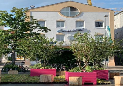 Hotel Capitol Zentrum - 24h - - Friedrichshafen