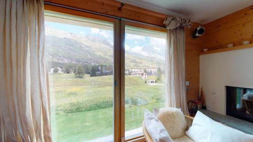 Abitaziun Blaunca - Maloja - Apartment