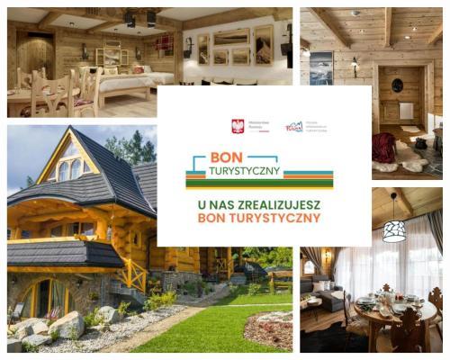 Przystań w Tatrach - Przytulne Domki i apartamenty-Luxury Chalets and apartments - Bukowina Tatrzanska
