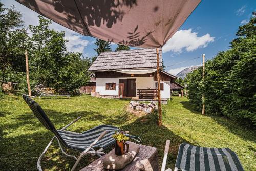 Postaja Mir in the heart of Triglav National Park - Chalet - Bohinj