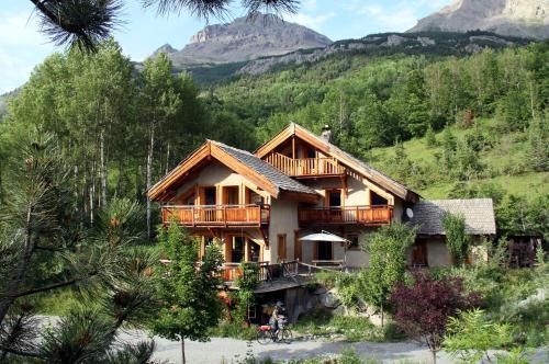 La Paille - Accommodation - Pelvoux - La Vallouise