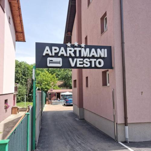 . Apartments Vesto