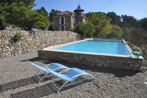 Pavillon de Beauregard - Chambre d'hôtes - Aix-en-Provence
