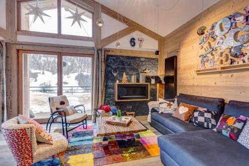 La Petite Galerie - Magnifique Duplex avec balcon vue montagne - Flumet - Apartment