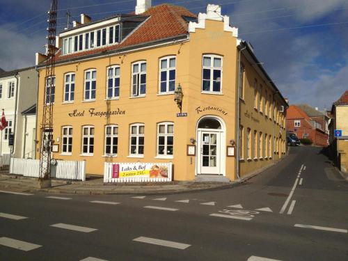 . Hotel Færgegaarden Faaborg