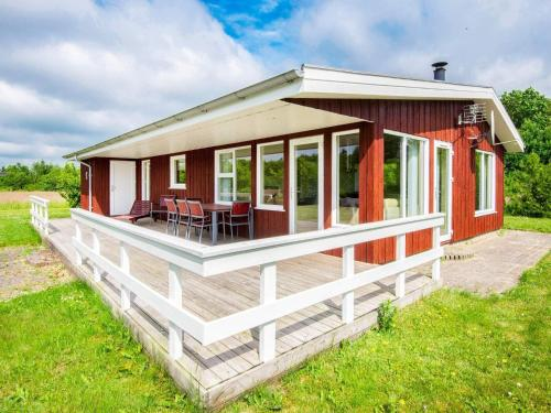 . Three-Bedroom Holiday home in Hovborg 2