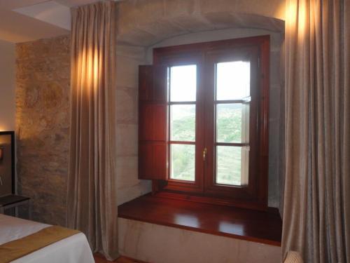 Standard Single Room Hospedería Palacio de Allepuz 11