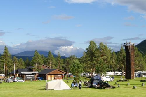 Accommodation in Hedmark county