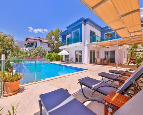 Villa Troya Kas Peninsula - Accommodation - Kas