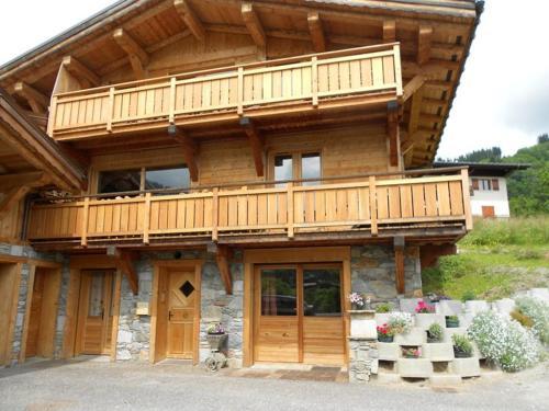 Appartement les 4 Monts Megève