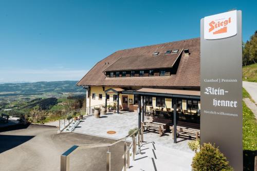 Gasthof-Pension Kleinhenner - Accommodation - Vorderwölch