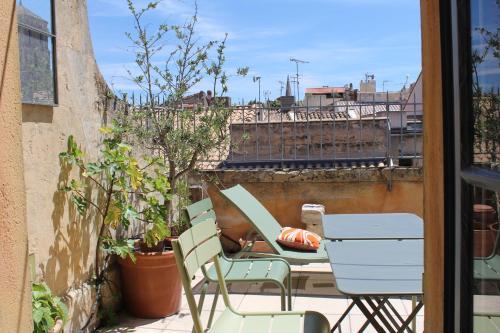 La terrasse du Forum - Location saisonnière - Arles