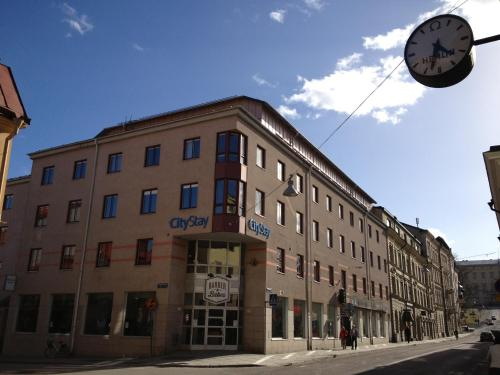 Uppsala CityStay Hotel Main photo