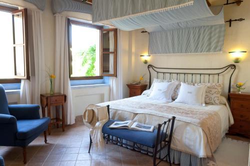 Superior Double or Twin Room Son Sant Jordi - Turismo de Interior 19