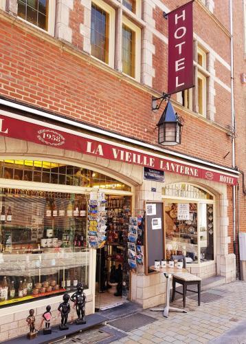 La Vieille Lanterne, Pension in Brüssel