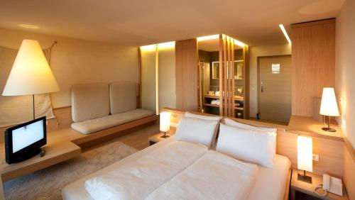 Kamar Double dengan Pemandangan Pegunungan (Double Room with Mountain View)