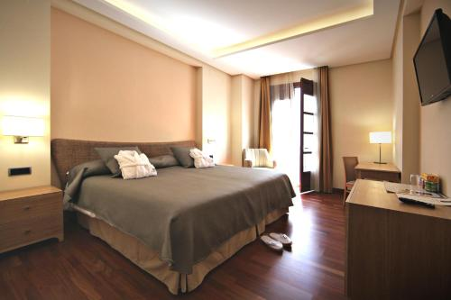 Double or Twin Room Casa Consistorial 4