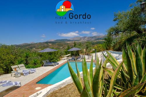 Finca Gordo - Accommodation - Ríogordo
