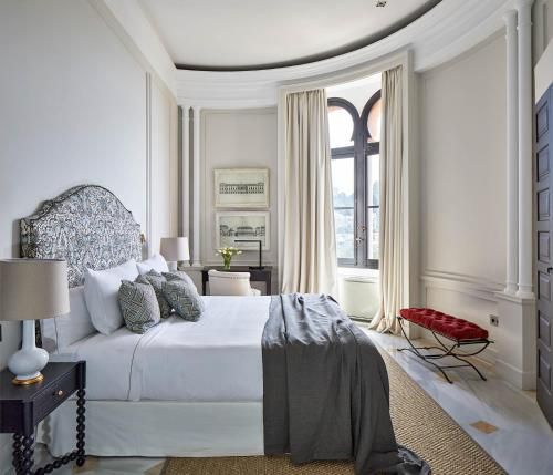 Habitación Doble Deluxe - 1 o 2 camas Soho Boutique Castillo de Santa Catalina 51