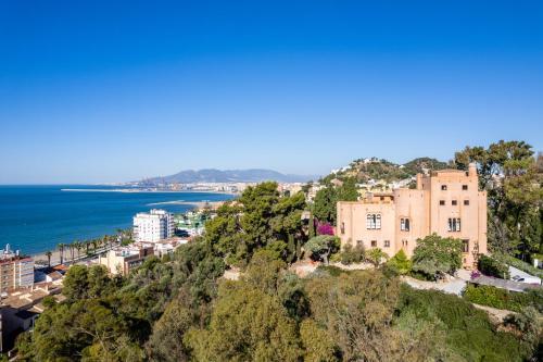 Soho Boutique Castillo de Santa Catalina - Hotel - Málaga