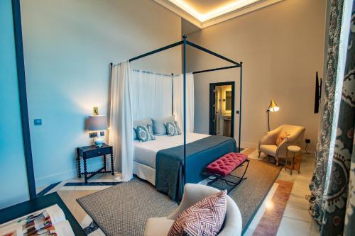 Habitación Doble Deluxe - 1 o 2 camas Soho Boutique Castillo de Santa Catalina 55
