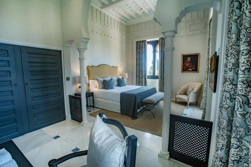 Habitación Doble Deluxe - 1 o 2 camas Soho Boutique Castillo de Santa Catalina 56