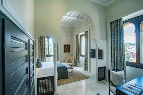 Habitación Doble Deluxe - 1 o 2 camas Soho Boutique Castillo de Santa Catalina 57