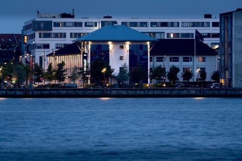 Slotshotellet Aalborg, Pension in Aalborg