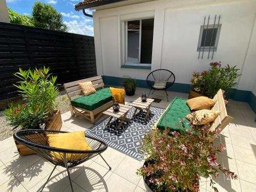 Maison cosy à Montauban - Location saisonnière - Montauban