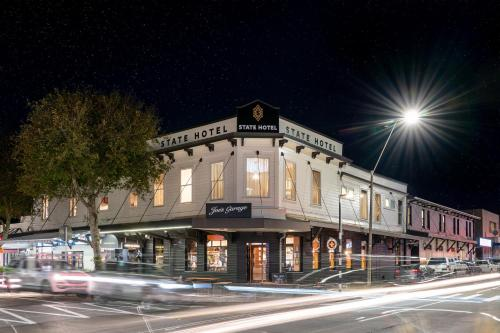 The State Hotel - New Plymouth