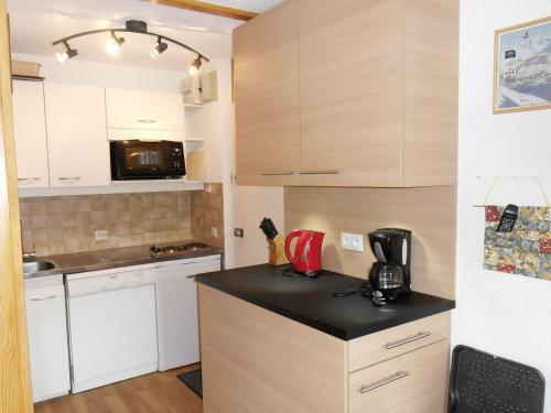 Appartement Belle Plagne, 1 pièce, 4 personnes - FR-1-181-1305 - Apartment - Aime La Plagne