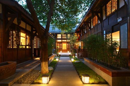Hotel Renli Hotel (Chengdu Kuanxiangzi)