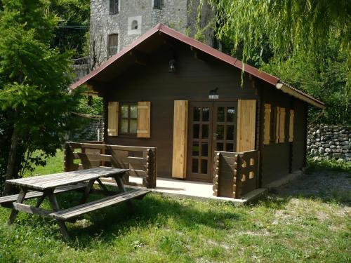 Accommodation in Touët-sur-Var