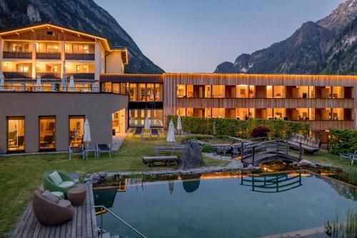 Alpenhotel Zimba - Hotel - Brand