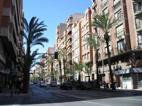 HotelApartamentos Benito