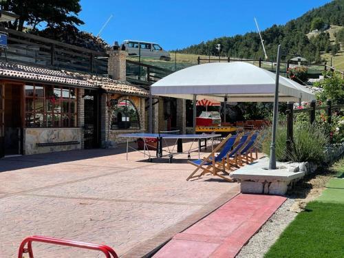 Accommodation in Pescocostanzo