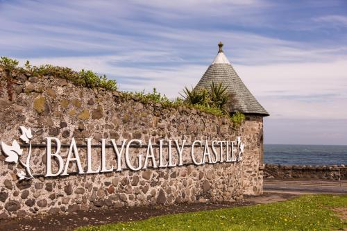 Ballygally Castle Hotel Review County Antrim Northern Ireland Travel