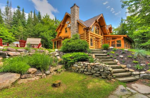 Waterfront - Perfect Family fun - Chalet - Mille-Isles