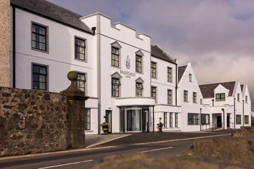 Ballygally Castle, Coast Road, Ballygally, County Antrim, BT40 2QZ, Northern Ireland.