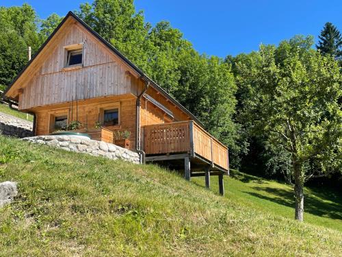 Miha`s cottage - Chalet - Bohinj